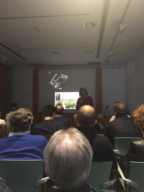 Conferencia de Carmen Pinós